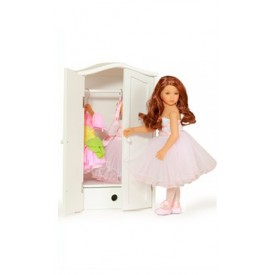 Fancy Doll Armoire