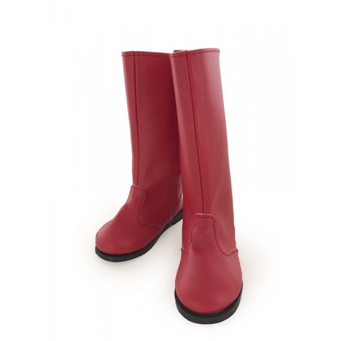 Candy Red Boots