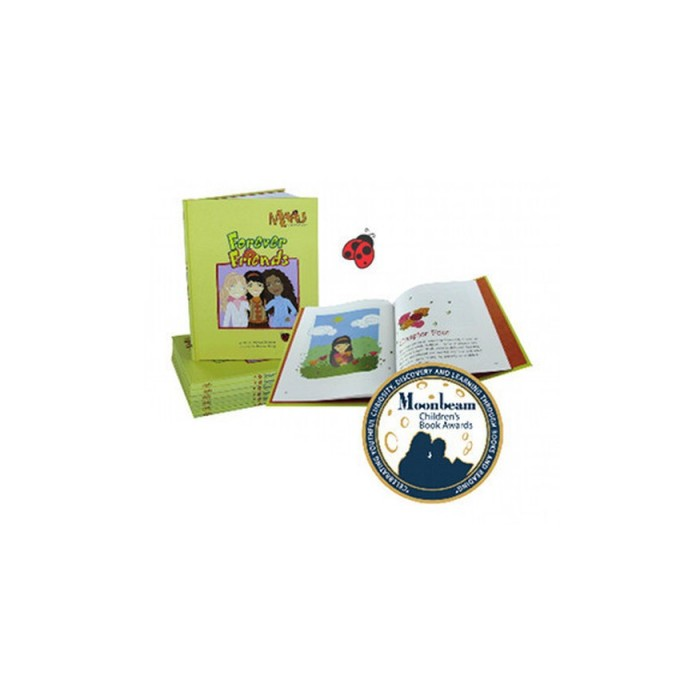 Forever Friends Illustrated Storybook